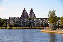 de Piramiden in de Jan van Galenstraat, Amsterdam 2013 (wally nelemans) Tags: holland amsterdam nederland thenetherlands janvangalenstraat piramids amsterdamwest 2013 piramiden