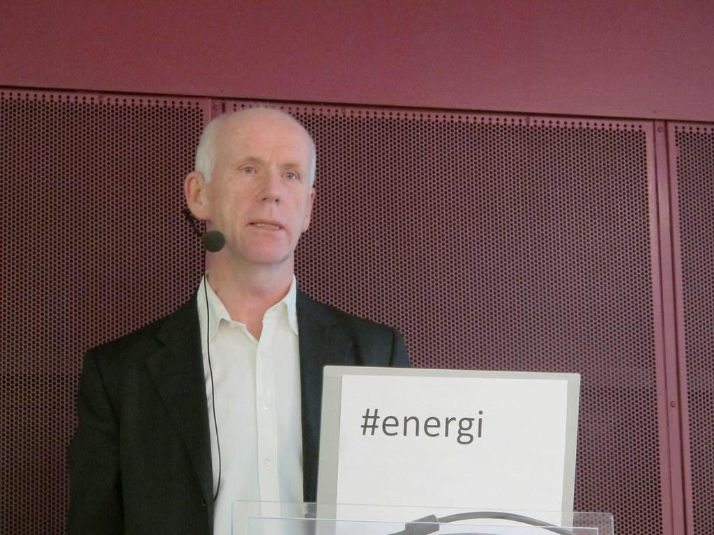 Per Sanderud, direktør for Norges vassdrags- og energidirektorat (NVE). Foto: Kjerst Dørumsgaard Moxness, Miljødirektoratet