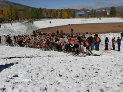 Aspen Cross Country Running Event 2013 - Boy's...