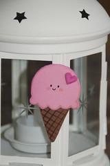 Helado de fresa (melwenelda) Tags: adorno helados iman nevera polos foami gomaeva