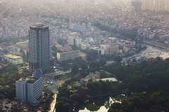vl_02700 (Hanoi's Panorama & Skyline Gallery) Tags: street city sky panorama lake building skyline architecture skyscraper canon asian asia capital skylines landmark hanoi asean appartment lotte hànội skyscrapercity badinh cầugiấy thủlệ caoốc bađình thủđô