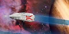 Air Alderaan starspeeder 1000-original (HJR-Holland) Tags: star lego air wars tours 1000 starspeeder alderaan