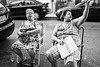 A la fresca (unoforever) Tags: street people hot monochrome photography calle women gente streetphotography streetphoto mujeres calor fotografía spmonochrome unoforever