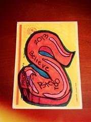pStevo (pstevograffiti) Tags: streetart art graffiti drawing stickers usps lomofilter slaps