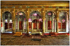 Jodhpur IND - Mehrangarh Fort Phool Mahal