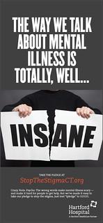 Hartford Hospital Mental Illness Campaign