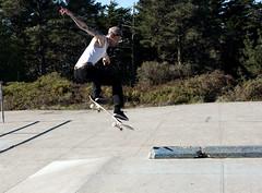 Dino (arterial spray) Tags: sanfrancisco california tattoo woods dino january battery bank skateboard ft vans backside presidio wifebeater skateboarder 2014 nollie fortmiley dalliswillard