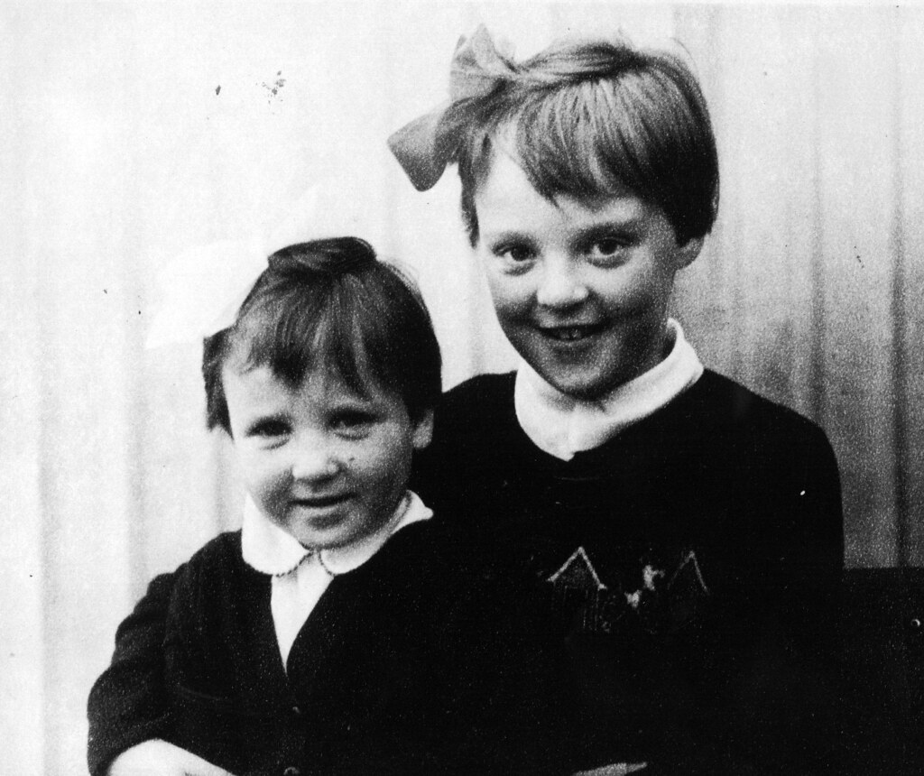The Kepmton Sisters Crumlin Primary School 1950s