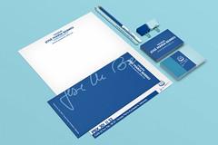 stationary 2 (Camilo Patio G.) Tags: letter cdcover brochure agenda companyid businessletterhead bussinescard stationerydesign forlder