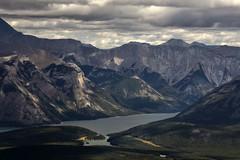 Banff Gondola (RH&XL) Tags: park lake canada national alberta banff gondola minnewanka