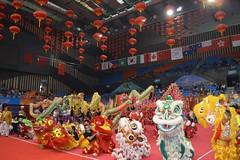 MUNDIAL DRAGON CHNA , CHILE PRESENTE