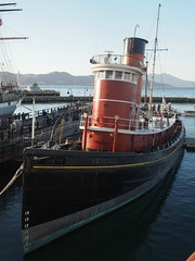Hercules 151 ft Steam Tug Boat (1907) 3 (Jack Snell - Thanks for over 21 Million Views) Tags: sf park ca wallpaper wall museum paper jack boat san francisco historic steam maritime ft tug nautical aquatic hercules 151 snell 1907 jacksnell707 jacksnell