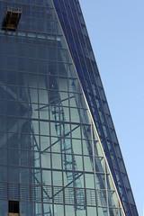 ECB European Central Bank headquarters Frankfurt (bcmng) Tags: frankfurt bank twist constructionsite ecb ezb coophimmelblau deconstructivism dekonstruktivismus frankfurtskyline germanarchitecture glasfacade deutschearchitektur hochhausfrankfurt ezbneubau ezbfrankfurt bankneubau twistingarchitecture