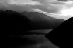 Sunset fjord (Massimo Margagnoni) Tags: sky nature water norway landscape natura cielo fjord acqua paesaggio norvegia fiordo 2014 2013 naturepoetry