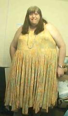 Wide load. (yvonnematthews258) Tags: tv cd fat mature transvestite crossdresser cocksucker openminded bigay
