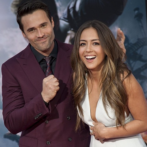chloe bennet and brett dalton relationship