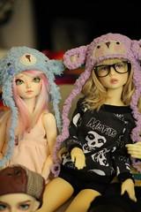 The dolls of Zetoast (bjdlove101) Tags: ball asian doll bjd jointed narin narae minifee