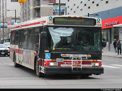 Toronto Transit Commission #7309 (vb5215's Transportation Gallery) Tags: new toronto flyer ttc 1999 transit commission d40lf