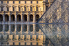 Louvre (Paris) (renan4) Tags: travel paris france reflection architecture 50mm nikon europe graphic louvre nikkor pyramide renan d800 f18d gicquel renan4