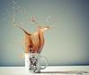 ed hardy & splash one I (nicoleskrypuch) Tags: coffee drops kaffee splash spritzer edhardy frozenmovment