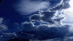 blue sky art clouds germany photo himmel wolken samsung... (Photo: eagle1effi on Flickr)
