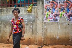 Nollywood Films in Nigeria (Devesh Uba) Tags: africa lagos nigeria nigerians africanwoman filmposters lagosnigeria nollywood nigerianwoman nollywoodfilms homeapart