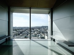 #window with a view (Dan Hogman) Tags: california building window san francisco view soma federal morphosis thommayne