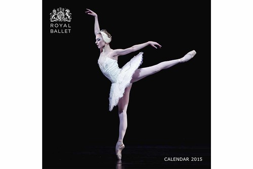 Royal Opera House Calendar 2015 © Flame Tree Publishing Ltd.