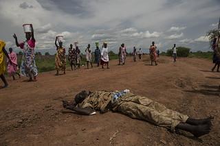 联合国报告公布南苏丹反人类罪行