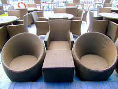 Relaxing Chairs (Irvine Kinea) Tags: world voyage travel bridge cruise pope station saint ferry john paul island restaurant cafe stem cabin ramp asia ship fiesta state desk room horizon philippines arcade vessel super front tourist class hallway lobby deck gaming alleyway tatami vip trips hippo mast value suite accommodation tours stern propeller console augustine economy navigation charging rudder nn mega negros ats aft forecastle amenities 2go nenaco