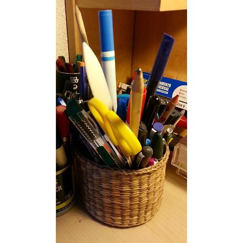 Lapicero #lapicero #pencilbox #pencils #pens #boligrafos #lapices