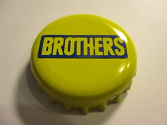 Brothers - kalscrowncaps - Collection (kalscrowncaps) Tags: beer bottle soft caps ale cider drinks crown bier soda pils lager
