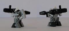 Microframe bazooka (thomastamblyn) Tags: lego micro mech microscale mechaton mfz mobileframezero