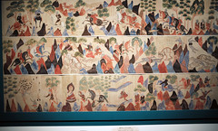 L1001674 (H Sinica) Tags: mural fresco dunhuang mogao hongkongheritagemuseum     hongkonghistorymuseum  428  cave428 northzhou