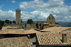SOS del Rey Catlico. (aniceto.izquierdo) Tags: espaa paisajes nikon d70 zaragoza sos iglesias castillos navarra aragn