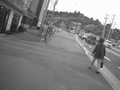This walkway is broad. (-ICHIRO) Tags: street camera toy snap agfa sensor 505d