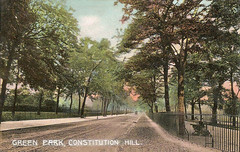Constitution Hill (Leonard Bentley) Tags: uk london greenpark 1905 hydeparkcorner constitutionhill metropolitanpolice barrowinfurness bowstreetmagistrates speedingcars mischco cameragraph cannonrowpolicestation mrnathanderothschildsircharlescayzer measuredfurlong sircharlescayzer
