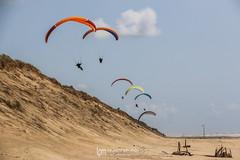 IMG_9147 (Laurent Merle) Tags: beach fly outdoor dune cte vol paragliding soaring ozone plage parapente atlantique ocan glisse littlecloud spiruline