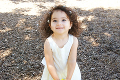 DSC_0022 (Ciara*) Tags: girl kid toddler smiles cutie niece sunflower