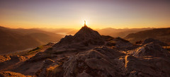 Goodnight Scotland (J McSporran) Tags: sunset landscape scotland trossachs benaan