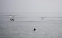 the crossing.. (@petra) Tags: ocean mist fog boats seaside fisherman crossing petra rainyseason nikond600