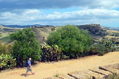 Valley of the Temples - View of the countryside 3 (Sussexshark) Tags: holiday countryside view sicily vacanza sicilia agrigento valledeitempli valleyofthetemples 2016