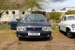 1993 Tatra 613-5 prototype (Davydutchy) Tags: auto classic car spring automobile rally voiture vehicle oldtimer tatra pkw klassieker maartensdijk mauritshoeve automobiel voorjaarsrit frhlingstreffen tatraregisternederland