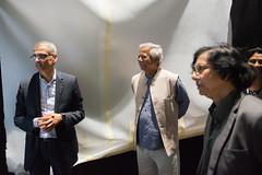 Muhammad Yunus Visit (31 of 92) (calit2) Tags: june demo san diego visit speaker commencement visualization muhammad ucsd yunus calit2 2016 ucsandiego muhammadyunus qualcomminstitute