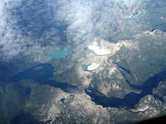 Lake Metamorphosis (Dru!) Tags: canada bc britishcolumbia glacier sediment retreat melt tarn cirque metamorphosis alpin powellriver coastmountains glaciation deglaciation lacustrine egranite