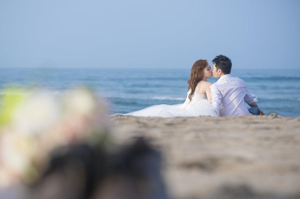老梅婚紗,海邊婚紗,自助婚紗