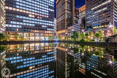Lost in Parallel Worlds, Tokyo Marunouchi (45tmr) Tags: japan night tokyo nightscape