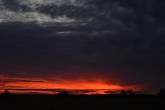 last embers (dustaway) Tags: winter sunset sundown australia nsw northernrivers richmondvalley sunlitcloud dungarubba
