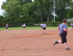 (sfrikken) Tags: softball bad dog frida olbrich park diamond field diane emily ashley ruth madison wisconsin