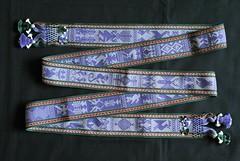 Woven Sash Faja Oaxaca Mexico (Teyacapan) Tags: belts mexican textiles oaxacan weavings tejidos faja jalieza navarrogomez